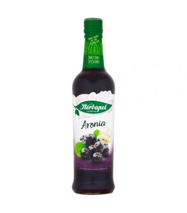 Herbapol Owocowa Spiżarnia Aronia Syrop owocowy 420 ml