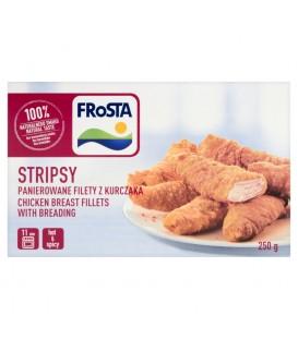 FRoSTA Stripsy Panierowane filety z kurczaka 250 g