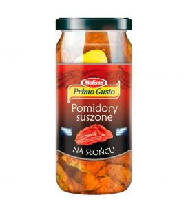 Primo Gusto Melissa Pomidory suszone na słońcu 340 g