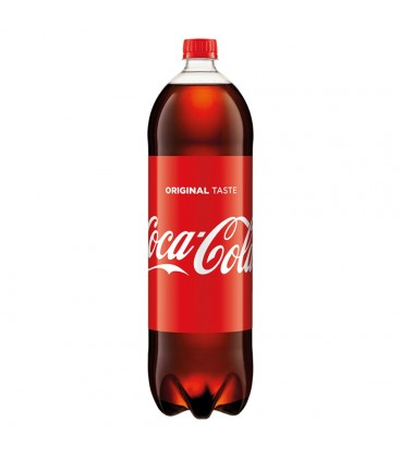 Coca-Cola Napój gazowany 2,25 l