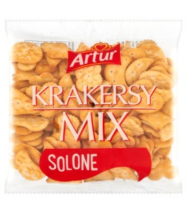 Artur Krakers Mix 100g