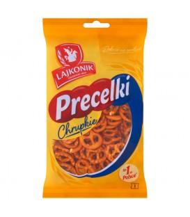 Lajkonik Precelki chrupkie 130 g