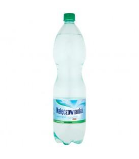 WODA MINERALNA GAZOWANA NAŁĘCZOWIANKA 1,5L