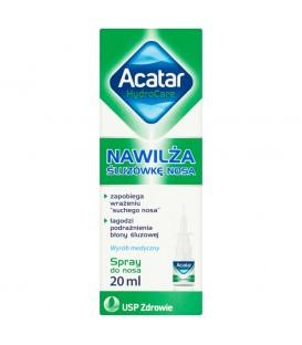 Acatar HydroCare Spray do nosa wyrób medyczny 20 ml
