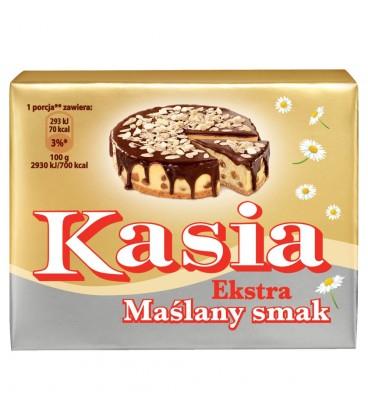 Kasia Ekstra Maślany smak Tłuszcz roślinny 250 g