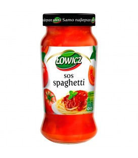 Łowicz Sos spaghetti 500 g