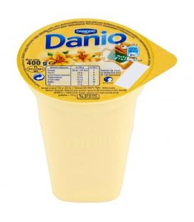 Danone Danio Serek homogenizowany o smaku waniliowym 400 g