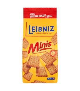 Leibniz Minis Herbatniki z dodatkiem masła 130 g