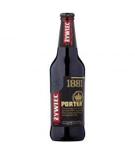 Żywiec Porter Piwo ciemne 500 ml