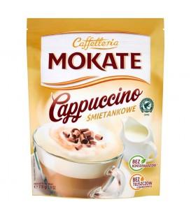 Mokate Caffetteria Cappuccino śmietankowe 110 g