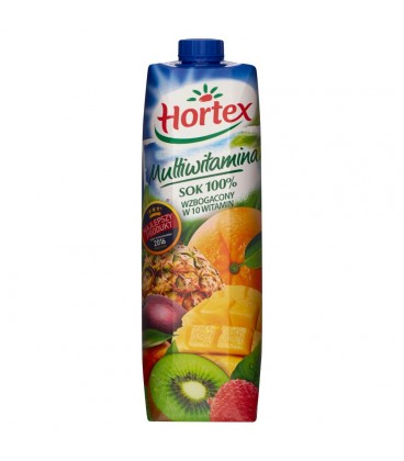 Hortex Multiwitamina Sok 100% 1 l