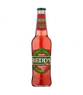 REDD's  MALINA&GRANAT butelka 400ml bezzwrotna