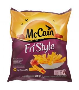 McCain Fri'Style Frytki w kształcie U 600 g