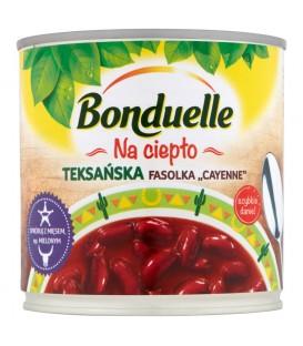 Bonduelle Na ciepło Teksańska fasolka cayenne 430 g