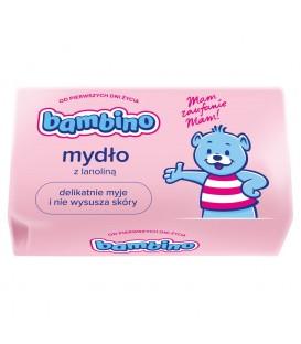 Bambino Mydło z lanoliną dla dzieci 100 g