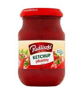 Pudliszki Ketchup pikantny 205 g
