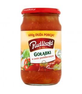 Pudlsizki Gołąbki w sosie pomidorowym 600g