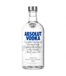 WÓDKA ABSOLUT BLUE 40% 700ML