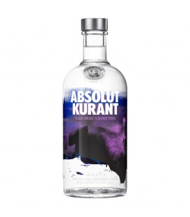 WÓDKA SMAKOWA ABSOLUT KURANT 40% 700ML