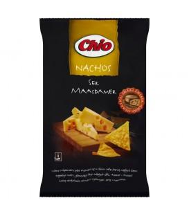 Chio Nachos Ser Maasdamer Chipsy kukurydziane 190 g