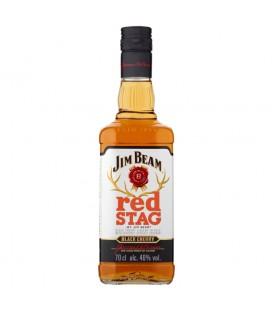 Jim Beam Red Stag Black Cherry 40% 700 ml