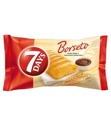 7 Days Borseto Słodka bułka z nadzieniem kakaowym 80 g