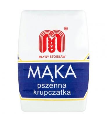 Młyny Stoisław Mąka pszenna krupczatka typ 450 1 kg