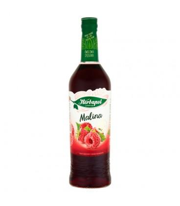 Herbapol Owocowa Spiżarnia Malina Syrop owocowy 680 ml