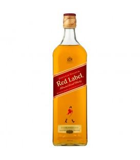 Johnnie Walker Red Label Scotch Whisky 1 l