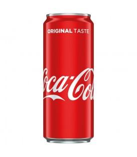 Coca-Cola Napój gazowany 330 ml