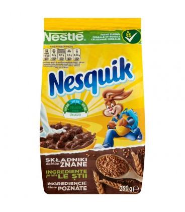 Nestlé Nesquik Płatki śniadaniowe 250 g
