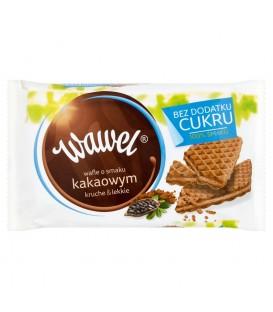 Wafle kakaowe Bez dodatku cukru 110 g