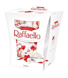 Raffaello Kokosowy smakołyk z chrupiącego wafelka z całym migdałem w środku 230 g