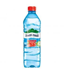 ŻYWIEC ZDRÓJ SMAKO-ŁYK o smaku truskawkowym 0,5 litra – napój niegazowany  6 x 500ml