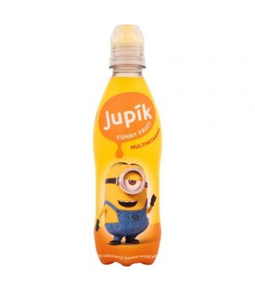 Jupik Funny Fruit Multiwitamina Napój niegazowany 330 ml