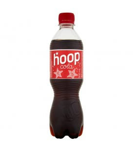 Hoop Cola Napój gazowany 500 ml