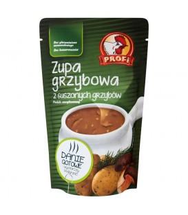 Profi Zupa grzybowa z suszonych grzybów 450 g