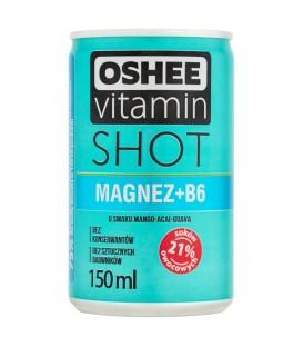 OSHEE vit. shot mag. vit.b6 150m   0,15 Szt.
