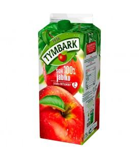 Tymbark Jabłko sok 100% 1,75 l karton