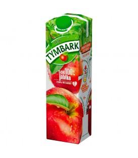 Tymbark Jabłko sok 100% 1 l
