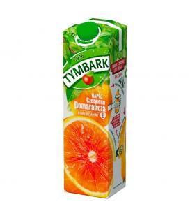 Tymbark Pomarańcza z czerwoną pomarańczą z Sycylii napój 1 l