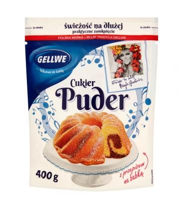 Gellwe Cukier puder 400 g