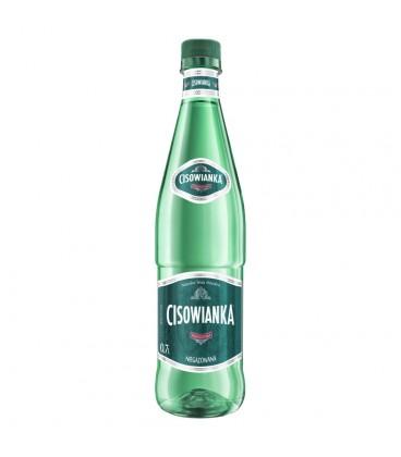 Cisowianka Naturalna woda mineralna niegazowana niskosodowa 0,7 l