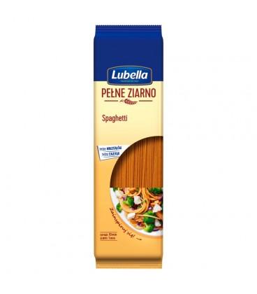 Lubella Pełne Ziarno Makaron Spaghetti 400 g