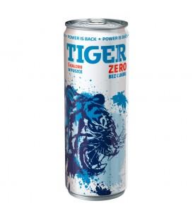 Tiger Zero Gazowany napój energetyzujący bez cukru 250 ml