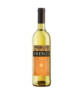 Fresco Wino białe półsłodkie polskie 750 ml