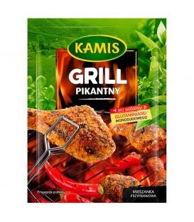 KAMIS GRILL PIKANTNY 25G