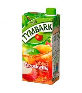 Tymbark Jabłko brzoskwinia napój 1 l