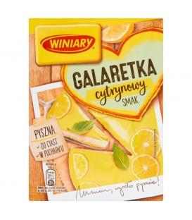 WINIARY Galaretka Cytrynowa 71g