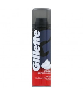 Gillette Classic Regular Pianka do golenia 200 ml
